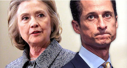 Report: FBI checked less than half a percent of emails on Weiner laptop