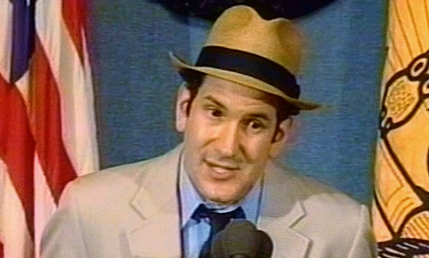 Matt Drudge's speech at the National Press Club 20 summers ago: 'Let the future begin'