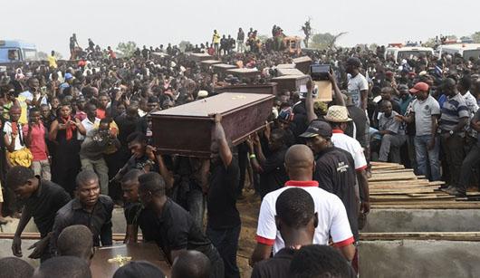 Church leaders sound alarm against 'genocide' in Nigeria by Muslim herdsmen