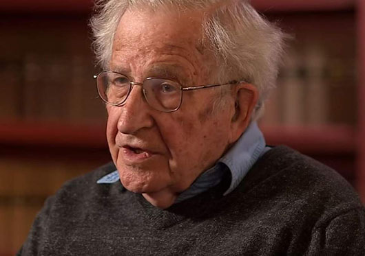 89-year-old Noam Chomsky's new gig: 3-year, $750,000 contract at taxpayer-funded university