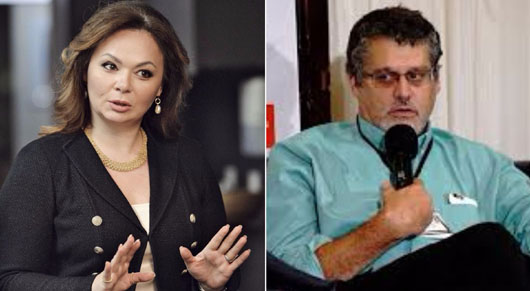 Opposition researcher dined with key Russian before, after Trump Tower meeting