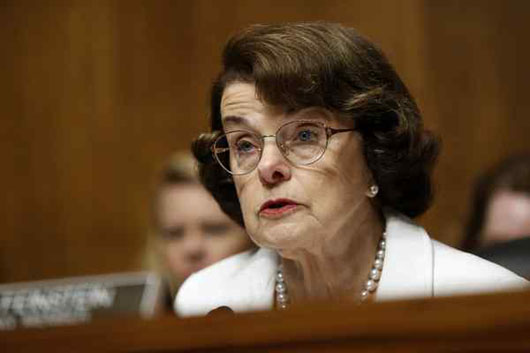 Driving Ms. Feinstein: Major media ignores spy scandal