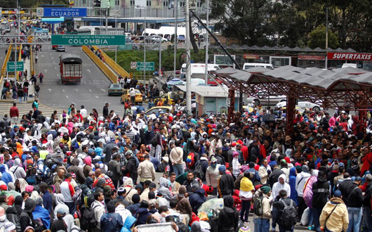 Neighboring nations shore up their borders as Venezuelans flee socialist nightmare