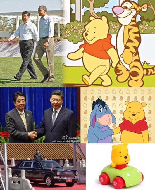 China bans 'Christopher Robin' film due to memes starring Xi Jinping as Winnie the Pooh