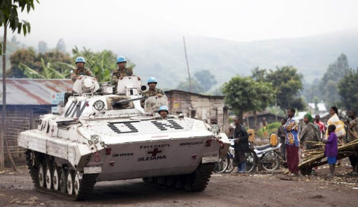 UN peacekeeping; vital but tarnished tool