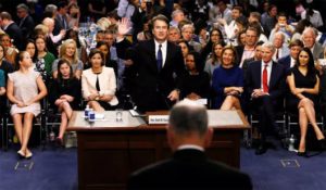Who is Christine Blasey Ford, Part III: Media dragnet seeks new accusers