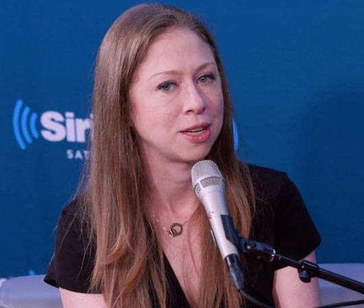'Deeply religious' Chelsea Clinton calls return to pre-Roe America 'un-Christian'