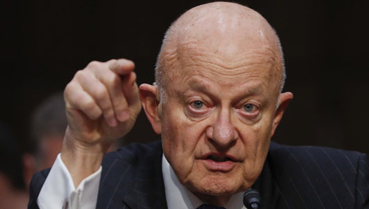 Weapon convoys left Iraq before U.S. invasion? Clapper said: 'Oh yeah. There is no question'