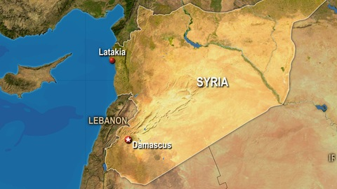Israel says air strike in Syria targeted facility tied to Iran-Hizbullah weapons transfers