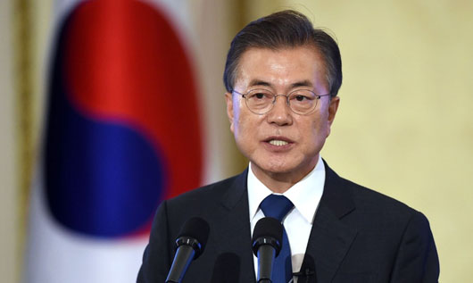 South Korean president's approval ratings dip after raising minimum wage