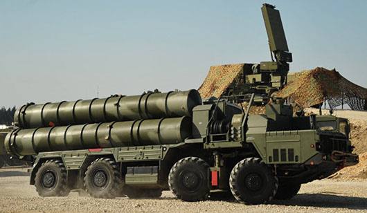 Russia to send advanced missile system to Syria