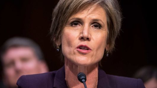 DOJ keeps lid on Yates emails; Grassley hits attempt to 'sabotage incoming administration'