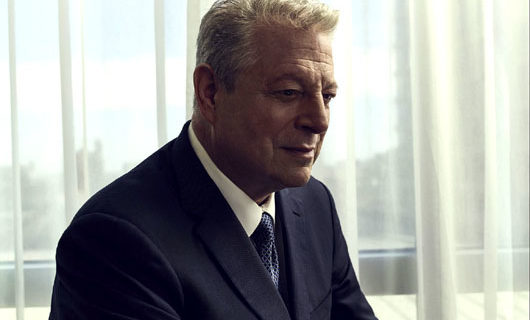 'Running out of time': Al Gore spots warning signs in latest hurricanes