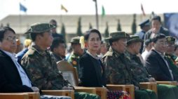'Crimes against humanity' under Buddhist Burma's generals and peace prize winner Aung San Suu Kyi