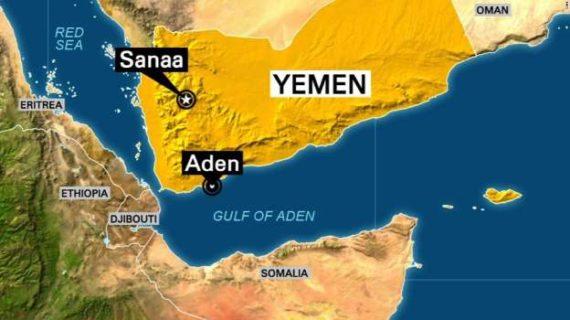 U.S. Navy seizes arms shipment near Yemen