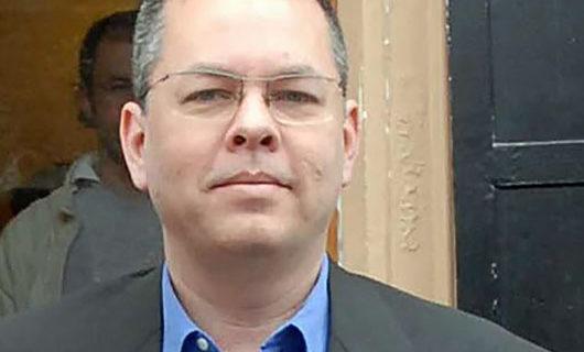 Pastor Andrew Brunson freed by Turkey