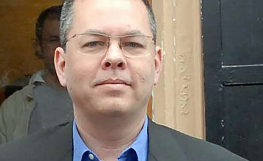 Pastor Andrew Brunson freed by Turkey