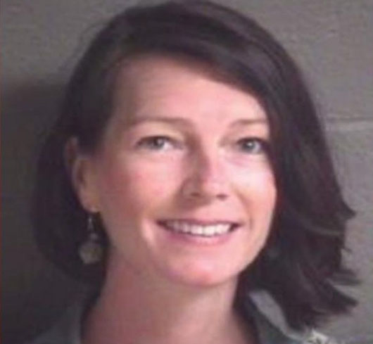 English professor arrested for stealing political signs in Asheville