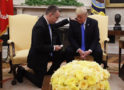 'Protect him from those who would undermine…': NC pastor prays for Trump, America in Oval Office