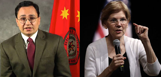 Cherokee Nation: Elizabeth Warren's DNA test 'a mockery' and 'inappropriate'
