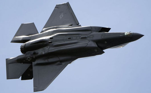 Belgium snubs Typhoon, chooses F-35s over Eurofighters