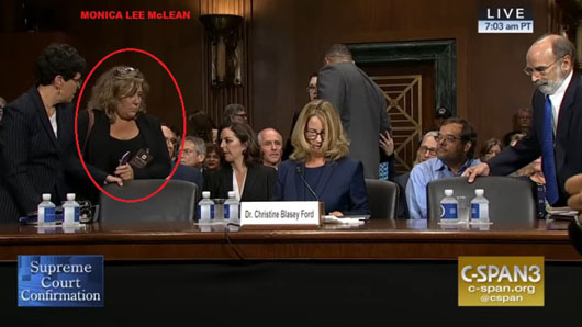 Who is Monica Lee McLean? Kavanaugh accuser's best friend was an FBI attorney
