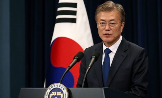 South Korean president ratifies agreement with North without parliament approval