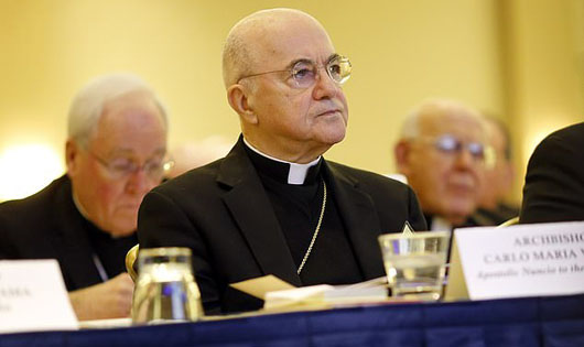 Critic renews attack on Vatican for refusing to admit scandal's name: 'Homosexuality'
