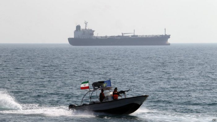 U.S. sanctions Iranian-Russian network over oil shipments to Syria