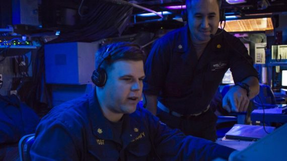 Major U.S. Navy exercise in the Atlantic targets unmentioned Pacific power