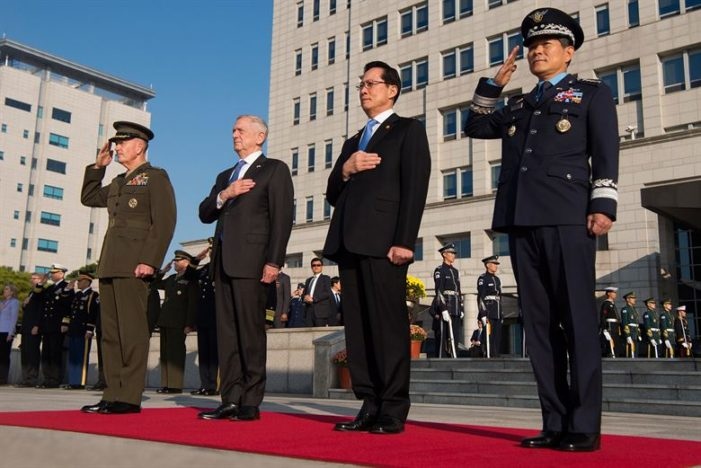 U.S.-South Korean ties strained by North-South military agreement