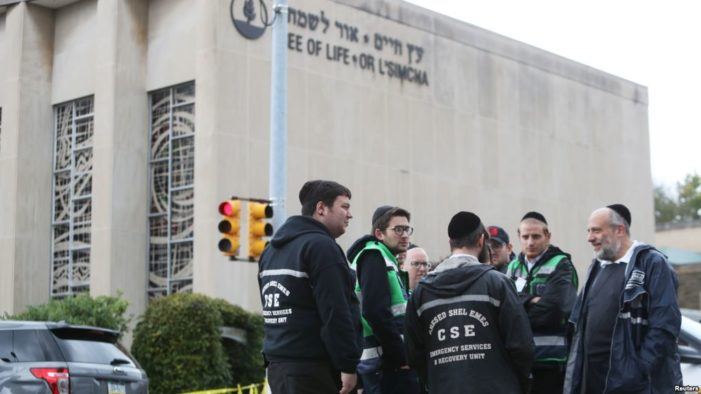 Iranian refugee raises $700,000 for Pittsburgh synagogue