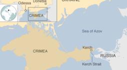 Putin probes Ukraine's sea lanes, sovereignty