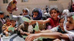 Yemen's agony tops global crisis list