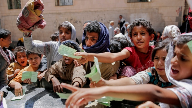 Yemen's agony tops global crisis list