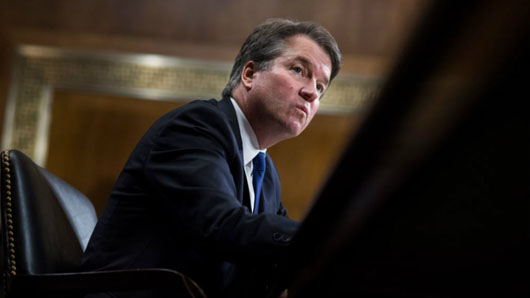 'I was angry': Investigators finally reach Kavanaugh accuser who admits she never met him
