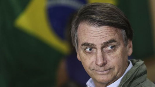 Brazil's new leader declares war on 'fake news' media; Palestinians to lobby against embassy move