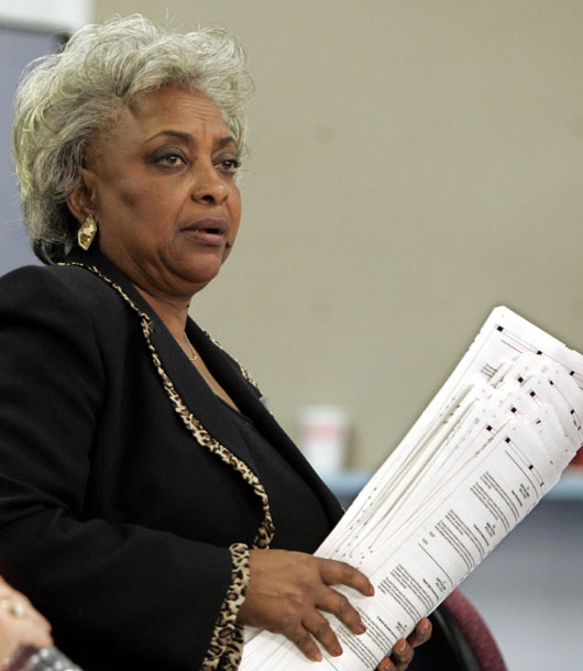 'Dossier' lawyer flies in from D.C. to help notorious Broward County official count Florida's votes