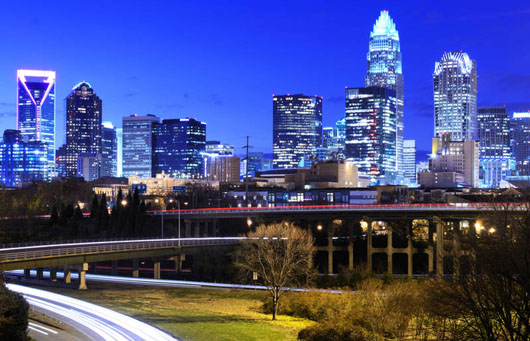Charlotte businessman warns of perils of one-party rule in U.S. urban hubs