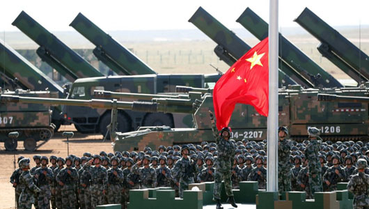 Report: China, with 2-decade buildup, has 'long-term strategy' for supremacy
