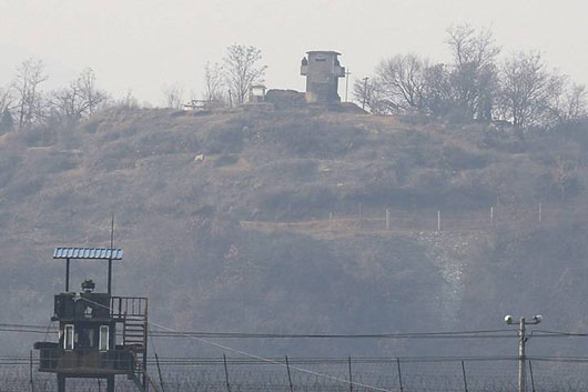 South Korea soldier shot and killed in DMZ after dismantling of guard posts
