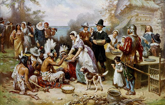 Universities of one mind on not celebrating 'racist' Thanksgiving