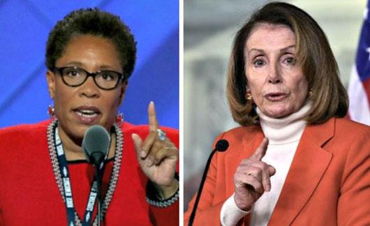 Democrats' revolt against 'elitist' Pelosi put down after promises to 'Black women'