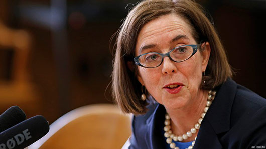 Oops: 'Progressive' Oregon governor, state contractors, had sweetheart deal