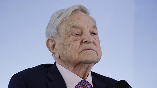 Despite solid anti-Semitic credentials, Jewish billionaire Soros claims anti-Semitic victimhood