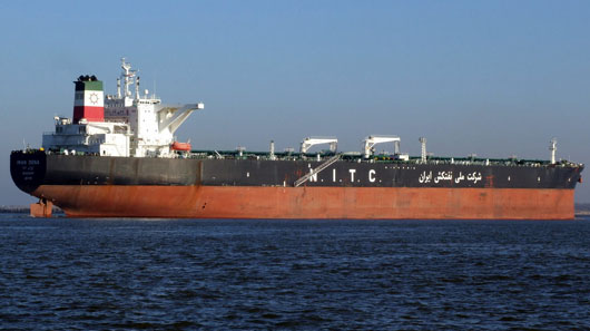 U.S. official: Sanctions turn Iranian tankers into 'floating liability'