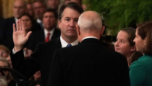 Washington Times opinion editor, a woman, throws book at Kavanaugh accusers