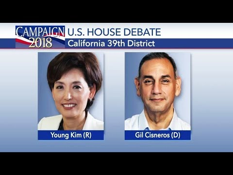 First Korean-American woman elected to Congress wasn't after leading by 14-points on election night