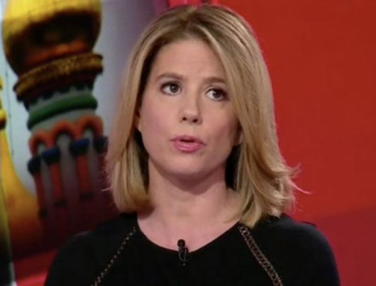 CNN's Kirsten Powers damns all white women who voted for Trump: 'That makes you racist'