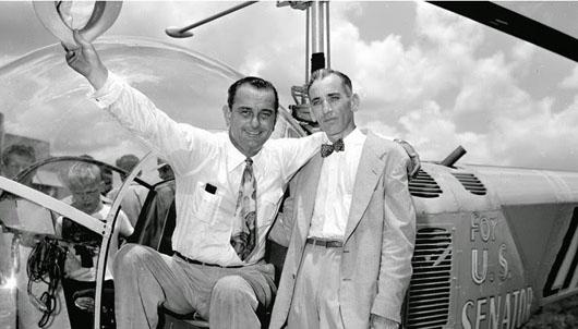 How 'Landslide Lyndon' stole the Senate race in 1948